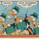 A ANACOZECA - Associação Nacional dos Cobradores do Zé Carioca - incansável atrás dos impostos atrasados do papagaio